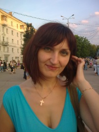 Светлана Лукьянова, 8 мая 1977, Рыбинск, id134761230